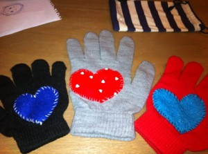 More Gloves!!