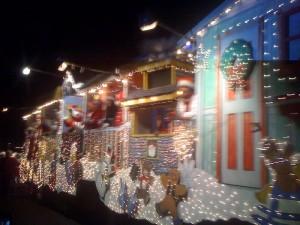 Truck o'festiveness!