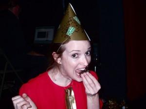 Celebration cupcakes!!