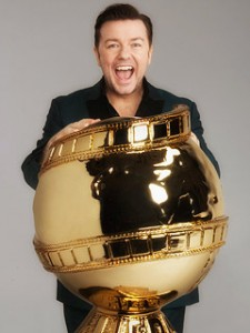 The Golden Boy, Ricky Gervais
