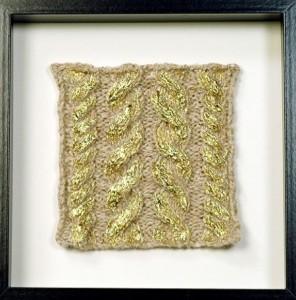 Berroco's Gold Foiled Yarn