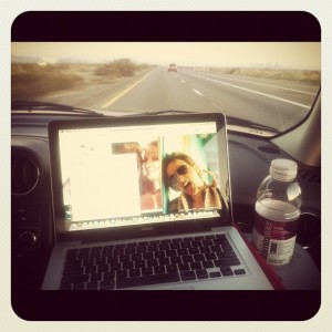 My mobile office!!