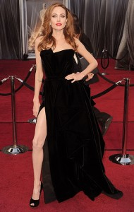 Legs-gelina Jolie!