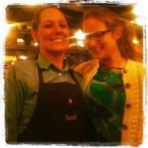 My Gal Sarah!