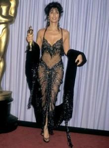 Cher's 1988 Bob Mackie ensemble