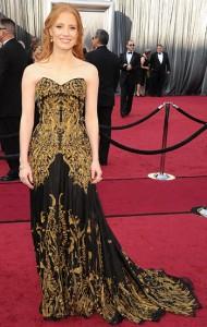 Jessica Chastain!