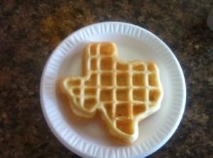 Texas Waffle!!