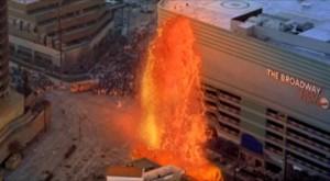 Volcano in LA!!!!!!!!!!!