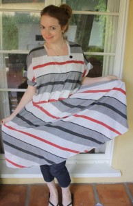 Patricia's Week 7 Dress