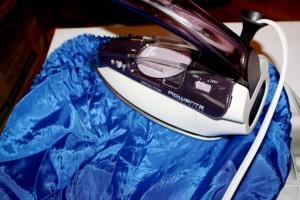 Ironing time!