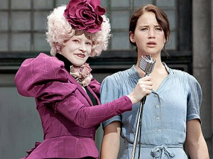 Effie & Katniss