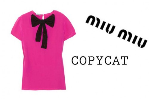 New Dress A Day - Miu Miu Copycat