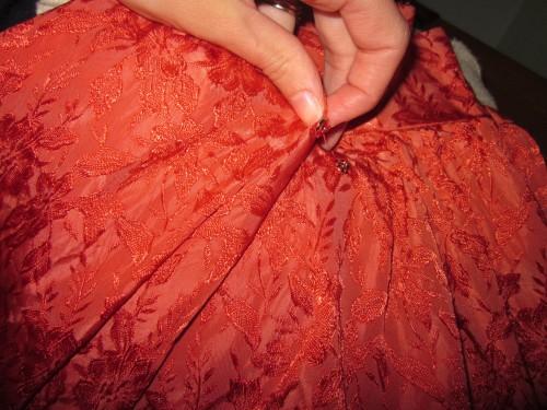 New Dress A Day - Korrie - RIT Dye - Snaps - Day 147