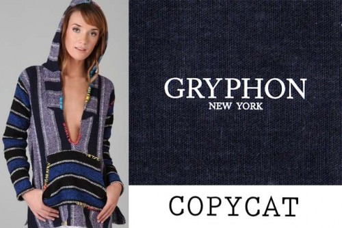 New Dress A Day - gryphon copycat