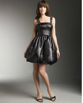 Marchesa's Bubble Dress - $160
