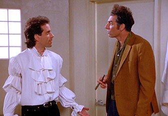 New Dress A Day - Seinfeld - Puffy Shirt - 137