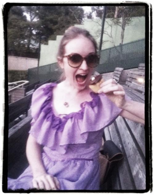 New Dress a Day - DIY - Vintage Dress - Cupcake - 116