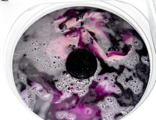 New Dress a Day - DIY - Vintage Dress - Washing Machine Dye Job - 116