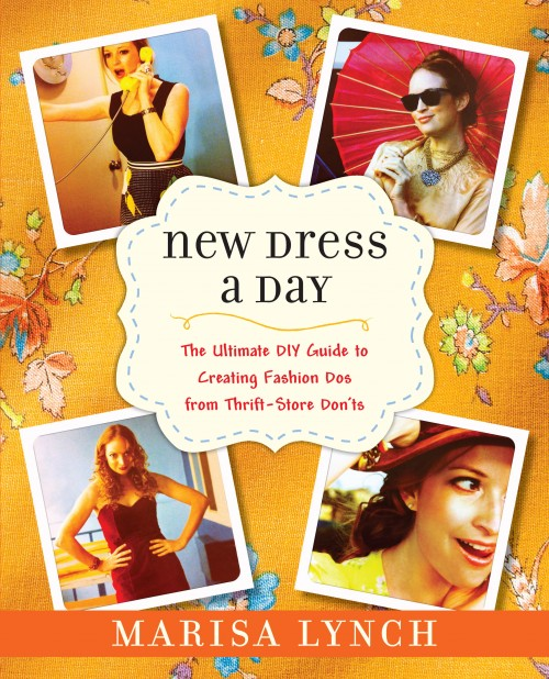 New Dress A Day - DIY - Book Cover