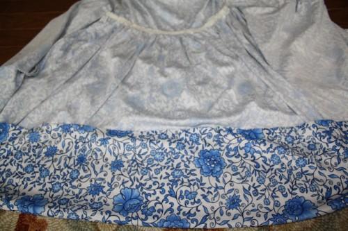 New Dress A Day - DIY - Vintage Dress - New Hem - 87