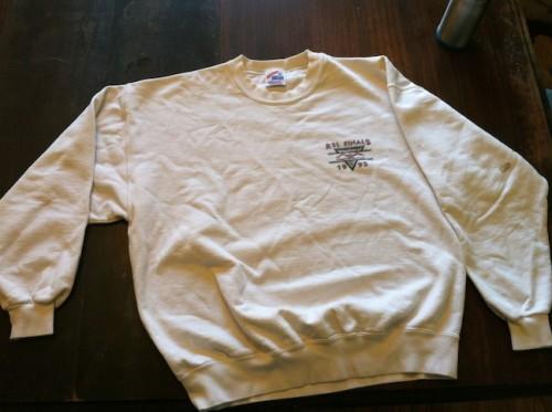 New Dress A Day - DIY - Vintage Dress - Sweatshirt Remake - 99
