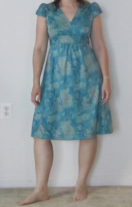 New Dress a Day - DIY - Vintage Dress - Stacy After - 84