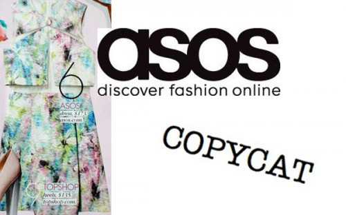 New Dress A Day - DIY - ASOS Copycat