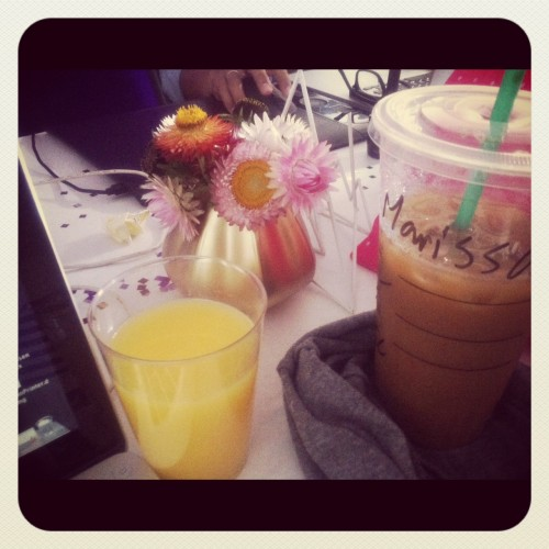 Mimosas & Iced Coffee, Oh My!!