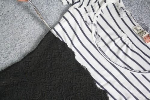 New Dress A Day - DIY - Anthropologie - Copycat - Trim It - 57