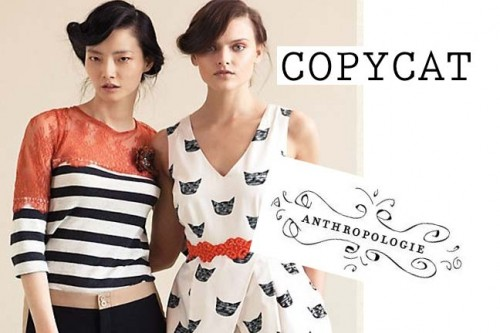 New Dress A Day - DIY - Anthropologie Copycat