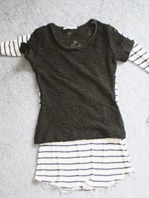 New Dress A Day - DIY - Anthropologie - Copycat - Layered Garments - 57