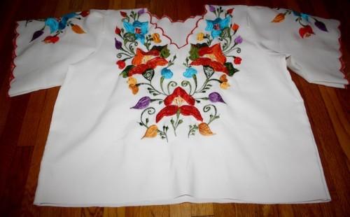 New Dress A Day - DIY - Vintage Muumuu - Leftovers - 53