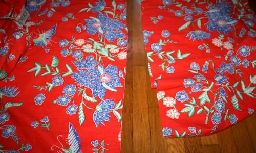 New Dress A Day - DIY - Vintage Muumuu - Leftovers - 54