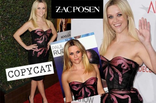 New Dress A Day - DIY - bridesmaid dress - Zac Posen Copycat