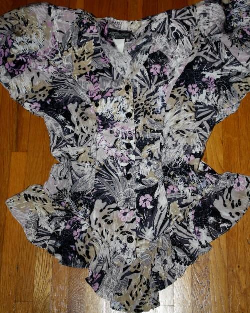 New Dress A Day - DIY - Vintage Dress - Woo Top - 35