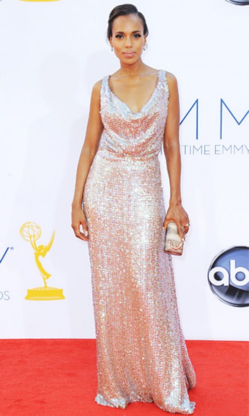 New Dress A Day - DIY - Vintage - Emmy Dress Favorites - Kerry Washington