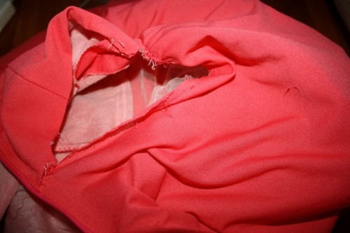 New Dress A Day - DIY - Vintage Bridesmaid Dress - Detach - 44
