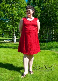 New Dress A Day - Vicki G - Final Product