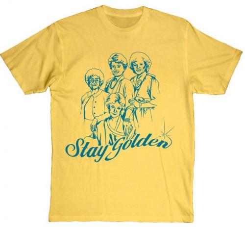 New Dress A Day - DIY - Vintage T Shirt - Golden Girls