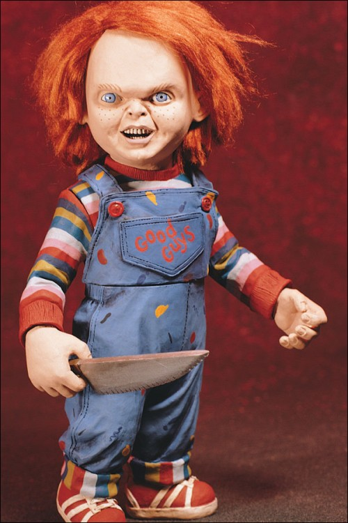 New Dress A Day - DIY - Vintage Striped Shirt - Chucky!!