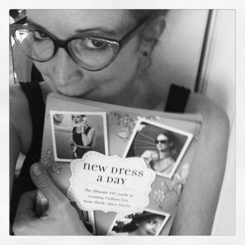 New Dress A Day - DIY - Book Launch - #NDADbook