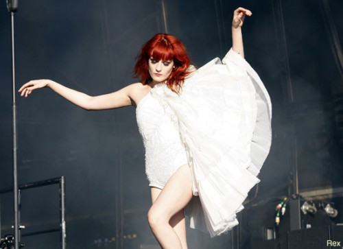 New Dress A Day - DIY - Halloween Costume - Florence Welch