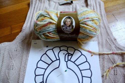 New Dress A Day - DIY - Deborah Norville Yarn
