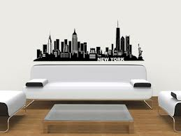 New Dress A Day - NY Skyline Couch