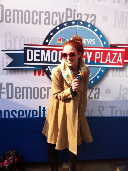 New Dress A Day - DIY - Democracy Plaza
