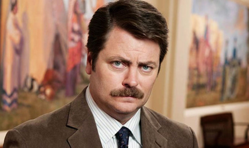 New Dress A Day - DIY - Ron Swanson