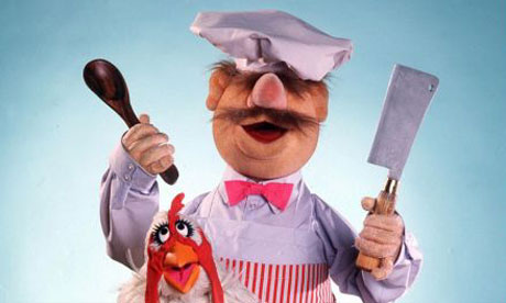 New Dress A Day - DIY - Swedish Chef