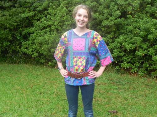 New Dress A Day - DIY - After Shirt