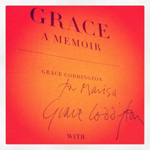New Dress A Day - Grace Coddington's Memoir