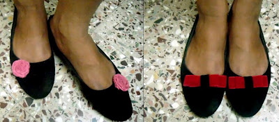 New Dress A Day - DIY - Shoe Clips